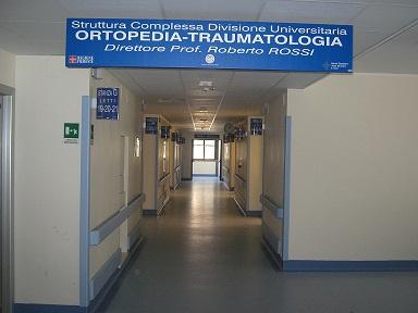 Primo Premio internazionale per l'Ortopedia