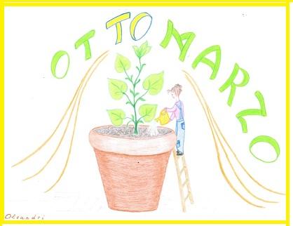 otto marzo Mauriziano