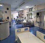 Nasce la nuova Area Covid di Terapia Semi Intensiva pneumologica ed internistica dell'ospedale Mauriziano di Torino