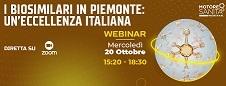 Biosimilari Piemonte Webinar
