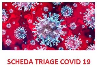 SCHEDA TRIAGE COVID-19