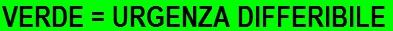 Codice verde
