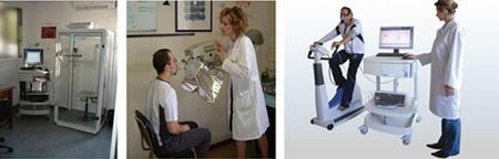 Laboratorio di Fisiopatologia Respiratoria