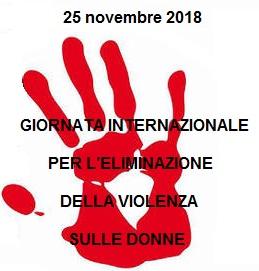 giornata internazionale eliminazione violenza donne