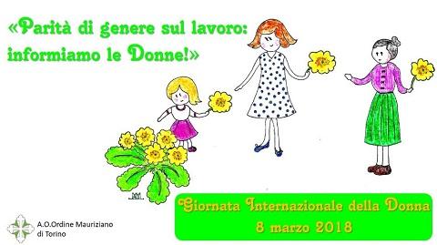 Giornata Internazionale Donna