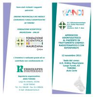 locandina evento formativo 12 nov 2011
