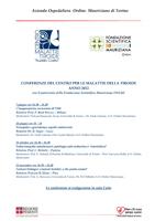 conferenze Centro Malattie della Tiroide 2012