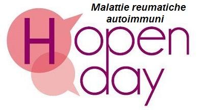 Open Day Malattie Reumatiche Autoimmuni