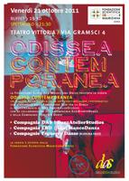 locandina Teatro Vittoria 21 ottobre 2011
