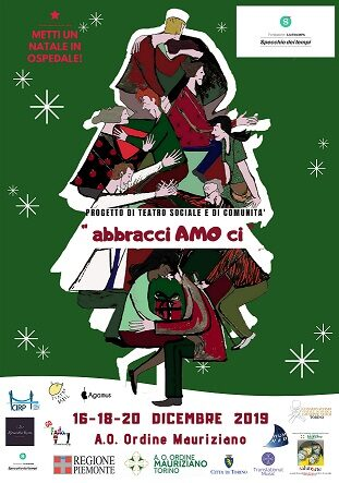 AbbracciAMOci Natale Mauriziano